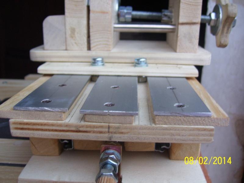 Tavolo a croce autocostruito per trapano a colonna pagina 2 - Tavola a croce per trapano ...