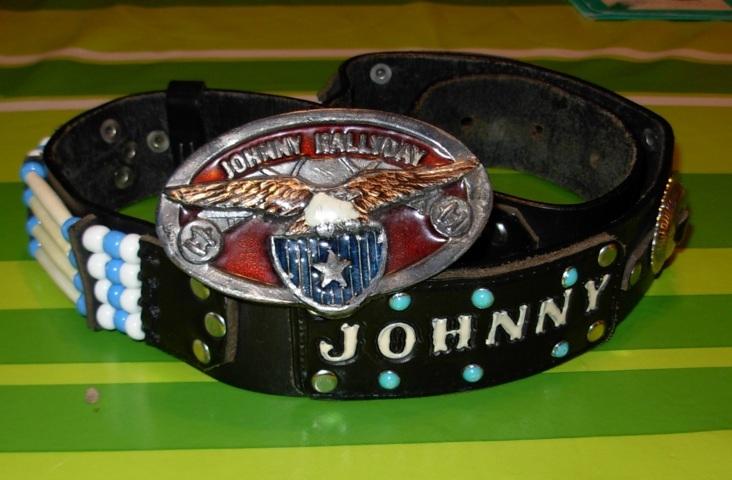 meilleur site web 0902c b7c1f boucle de ceinture johnny hallyday,boucle ceinture turquoise ...