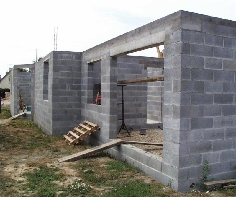 Auto construction la maison d 39 en face page 5 for Auto construction maison