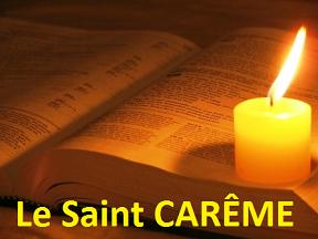 Le Saint Carême