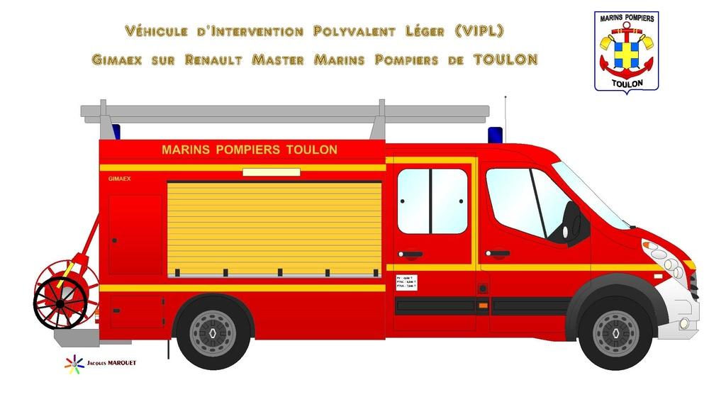 V hicules des marins pompiers - Dessiner un camion de pompier ...