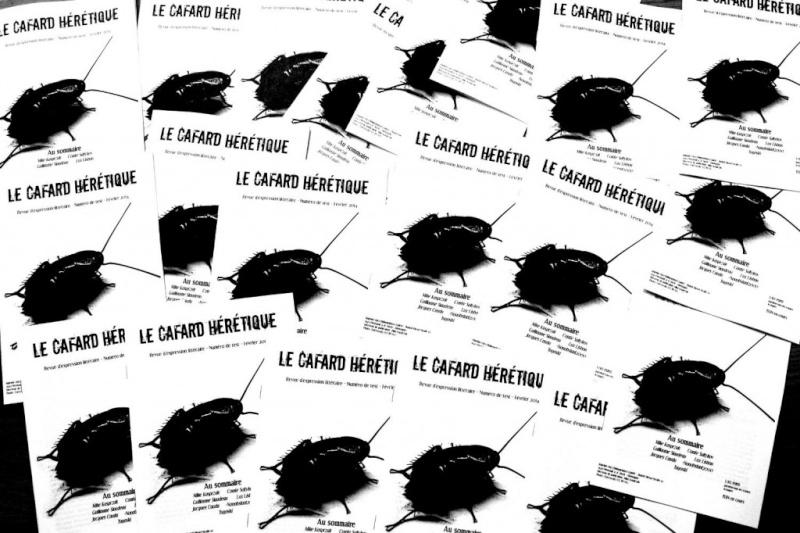 Le cafard hérétique (habemus cafardam) dans 5 - la bibliothèque du Vieufou imprim10