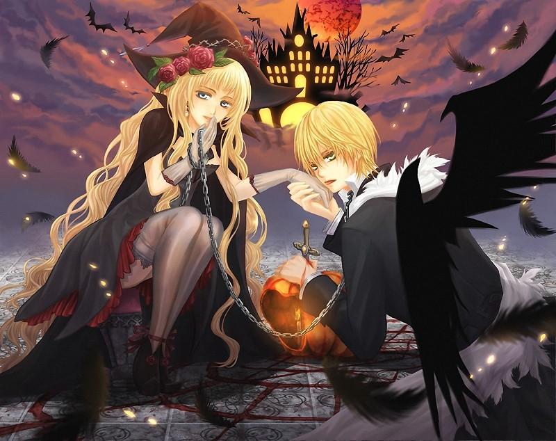 Vampire Knight RPG !
