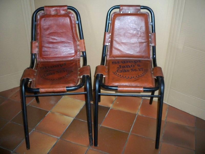 Marque Ou Modèle De Cette Chaise