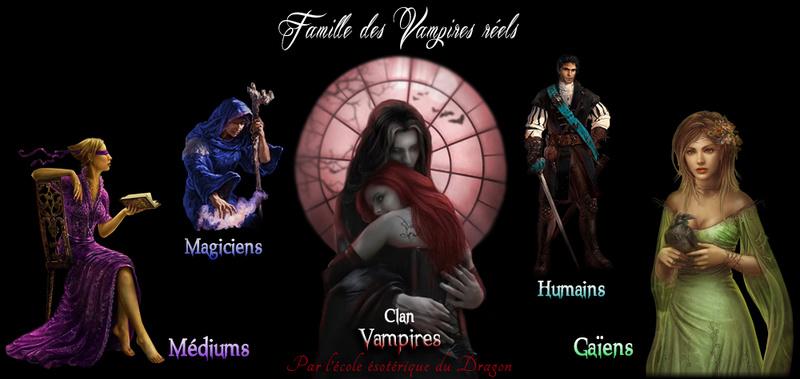 Famille des Vampires