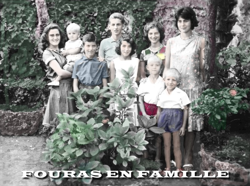 FOURAS EN FAMILLE