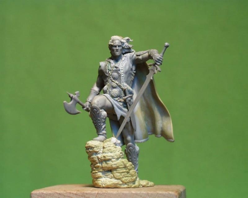 barbarian shamrock miniatures