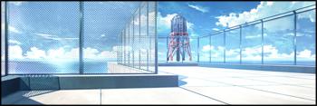 Résultat d'images pour toit  manga