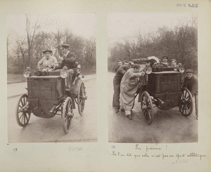 Voitures de vintage: Voitures de vintage et comment les reconstituer (French Edition)