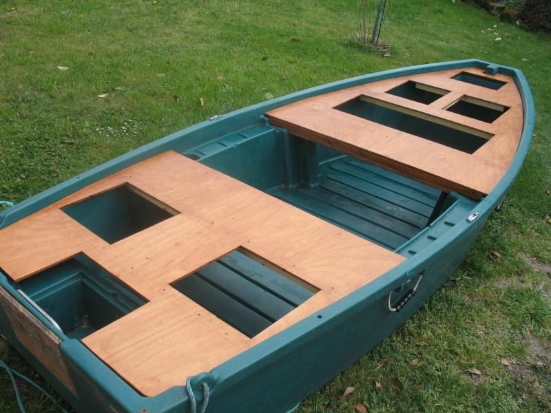 comment amenager barque peche