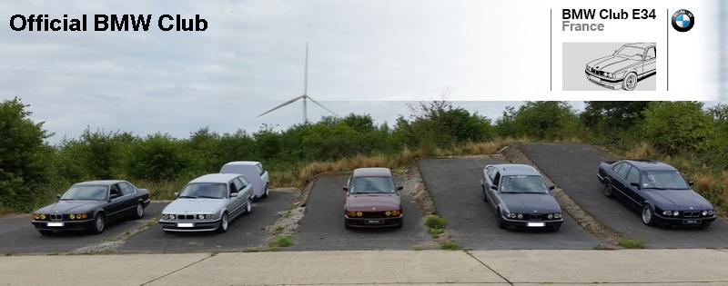 BMW Club E34 France