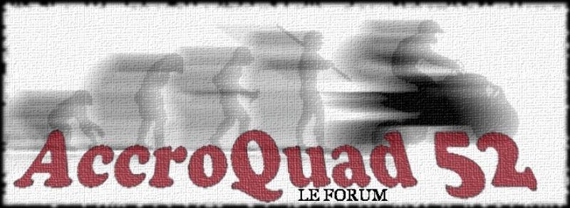 FORUM - ACCROQUAD 52