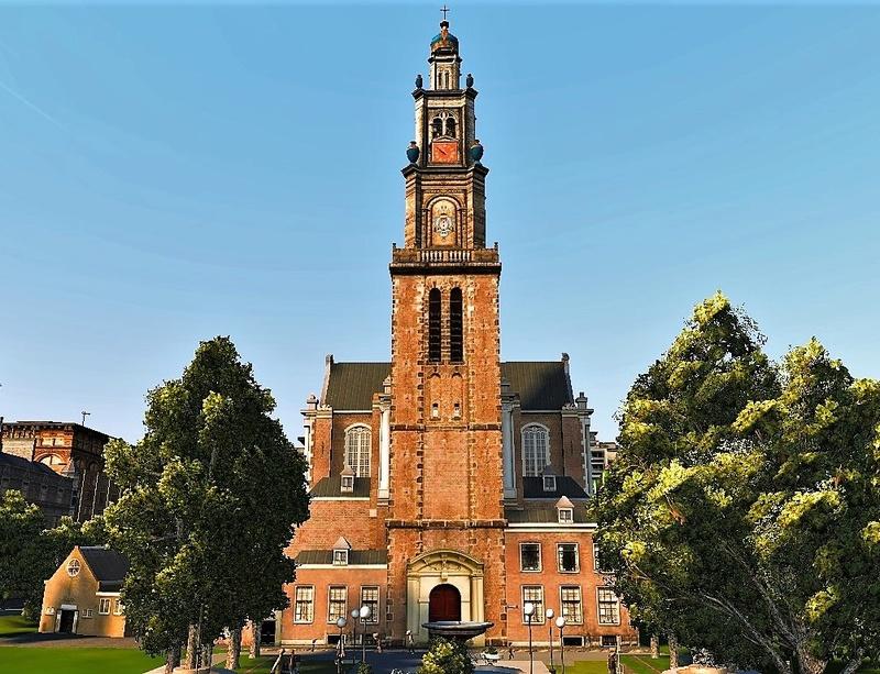 image L'église Saint-Oyand