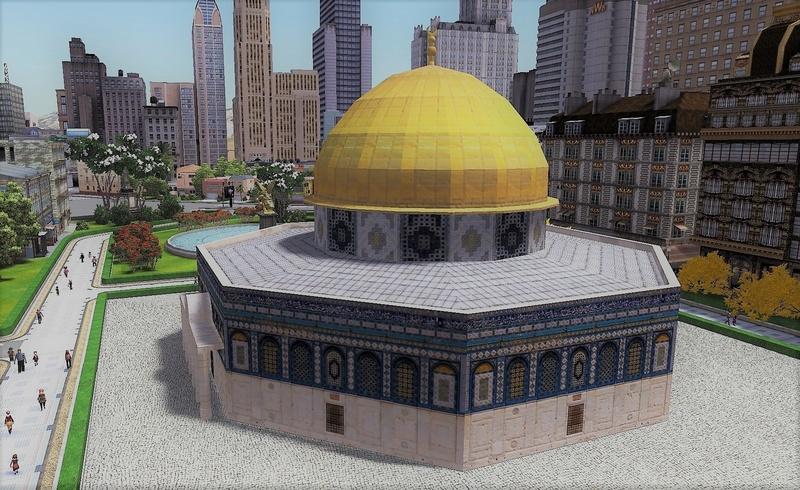 image  La Grande Mosquée de Derry
