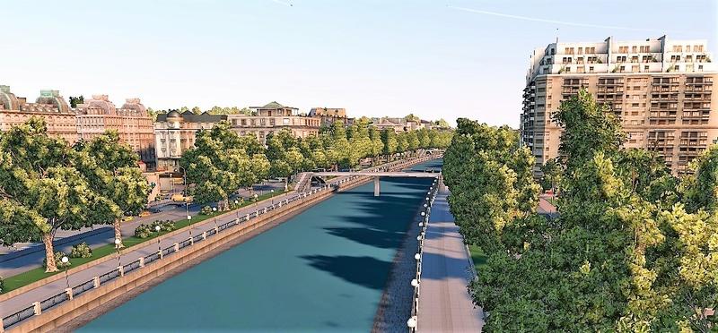 image Le canal Saint-Martin