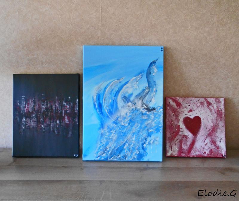3 peintures acryliques votre avis for Peintures ripolin avis