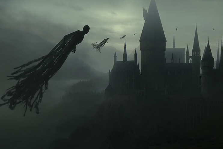 Dementor di film Harry Potter