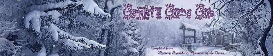 Genki's Game Gab