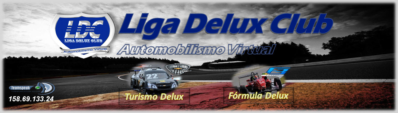 Liga Delux Club (Automobilismo Virtual)