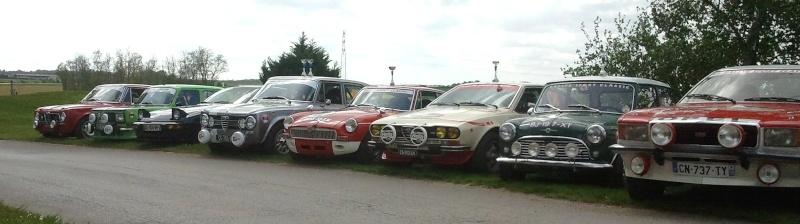 RSC 78 - L'association du Rallye Sport Classic de Seine & Oise