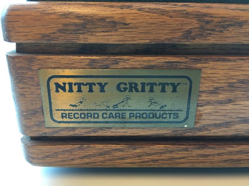 nitty gritty machine