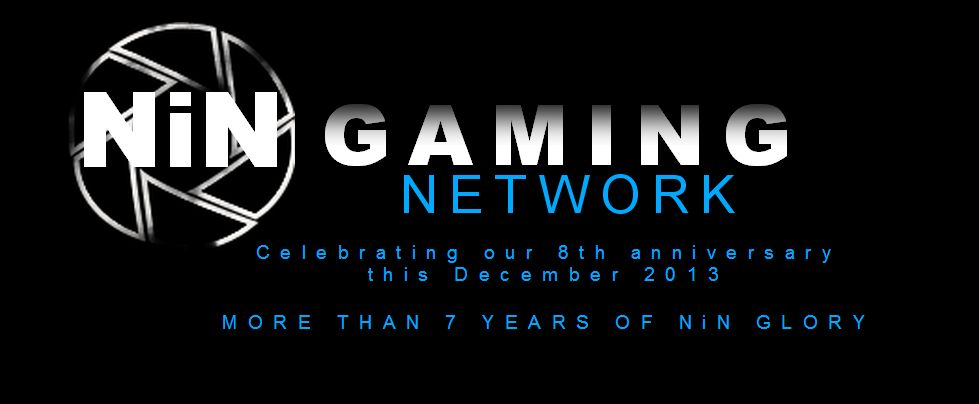 NiN Gaming Network Logo