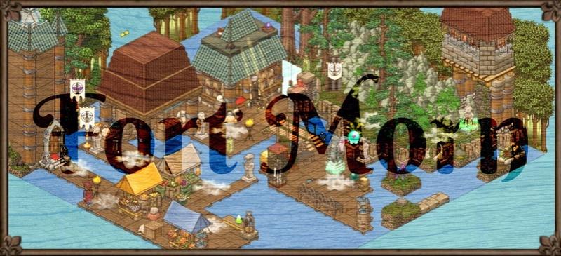 Fort-Morn - La cité des Sorciers