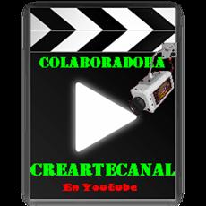 Colaboradora de CrearteCanal