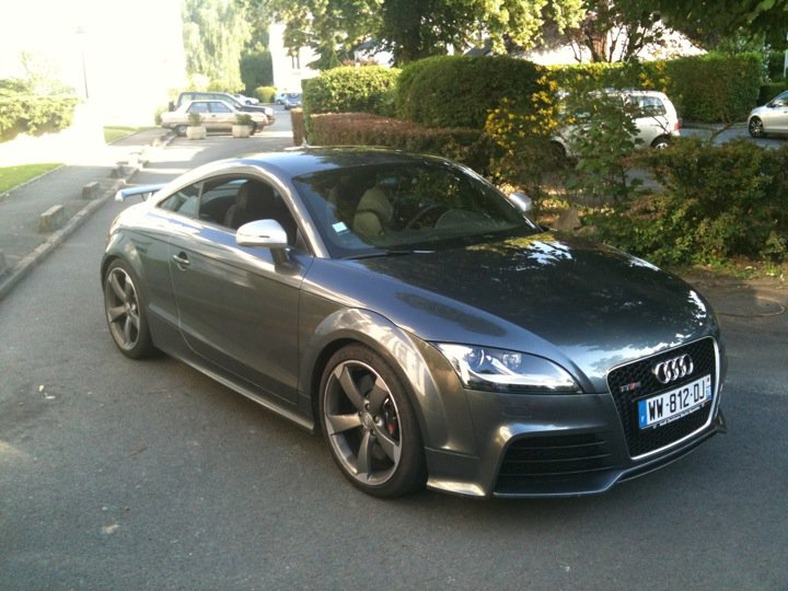 vends audi tt rs coup. Black Bedroom Furniture Sets. Home Design Ideas