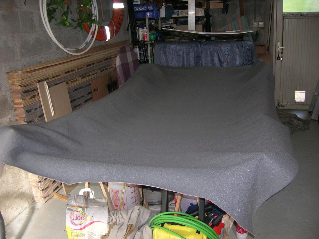 tuto d pose r fection repose de ciel de toit avec odb forum chrysler voyager minivan. Black Bedroom Furniture Sets. Home Design Ideas
