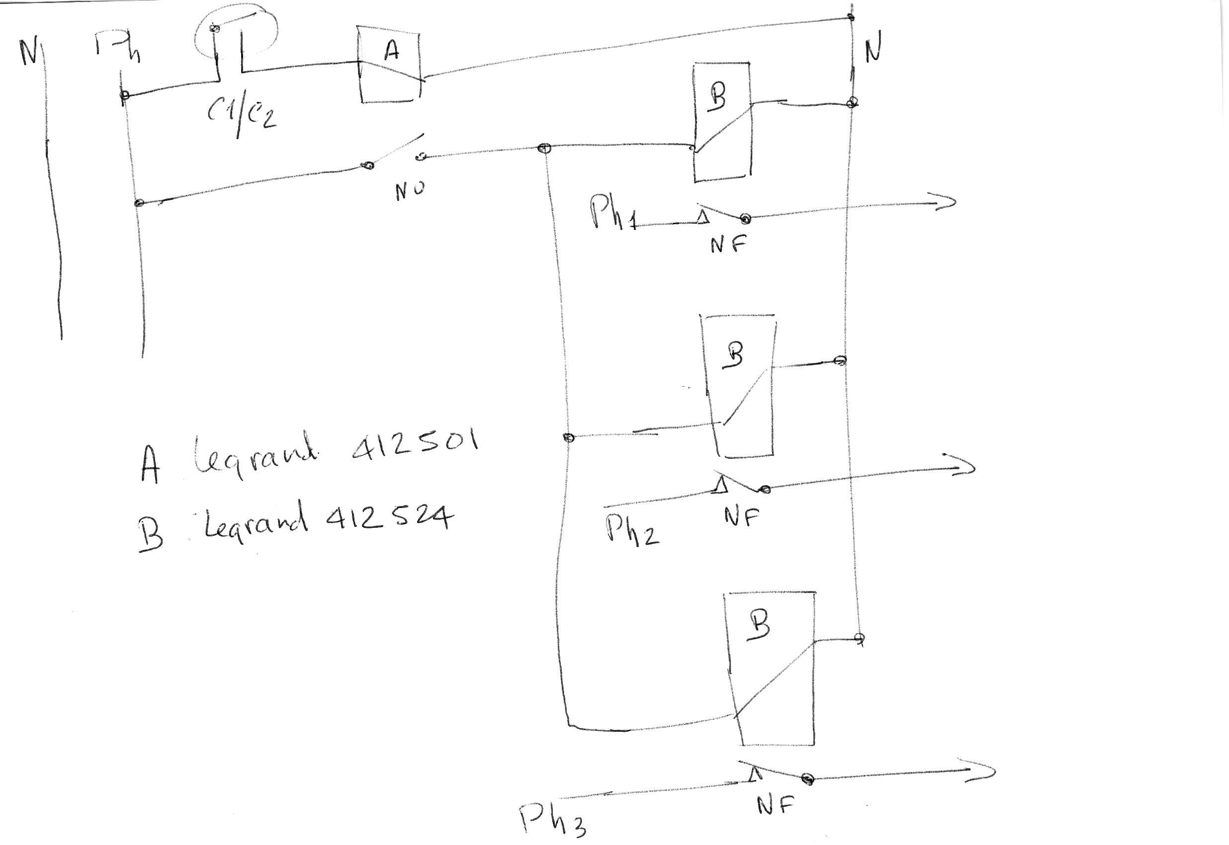 D faillance des relais de d lestage - Compteur electronique edf notice ...