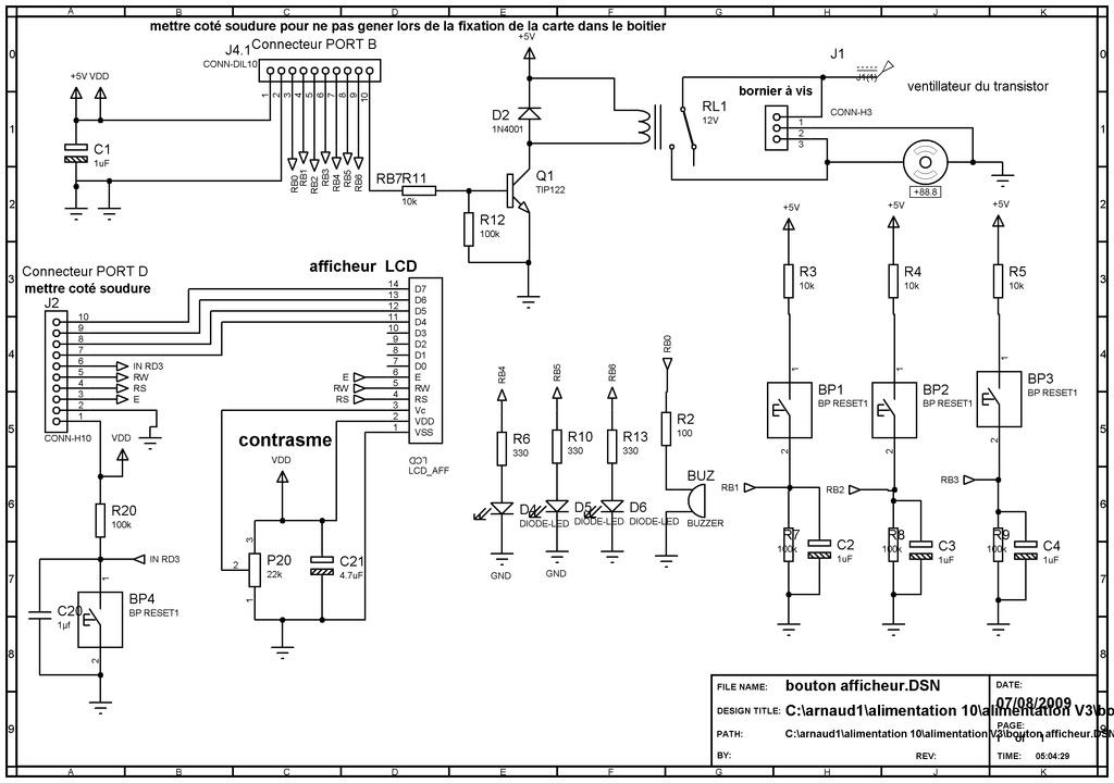 commande et instrumentation de trottinette  u00e9lectrique 500w