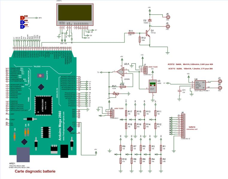Razor Electric Scooter Wiring Diagram Also Arduino Mega 2560 ...