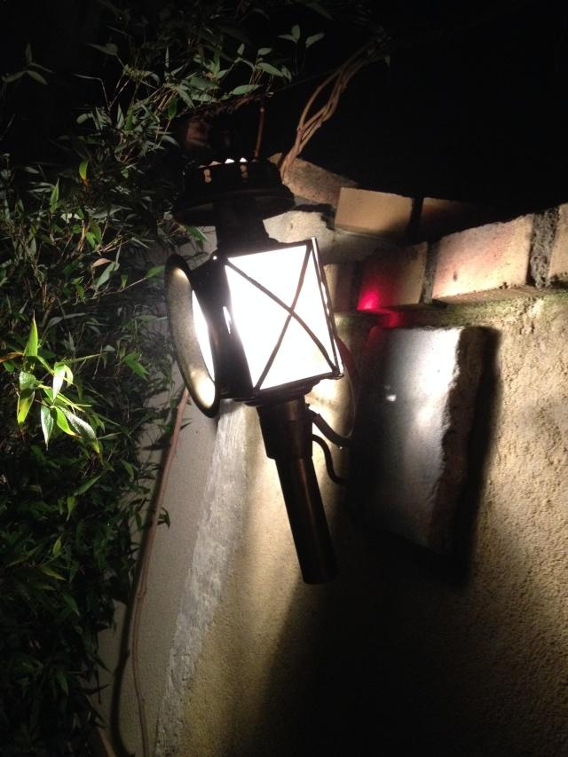 Eclairage du jardin avec des Lampes de calèches fin XIXème ...