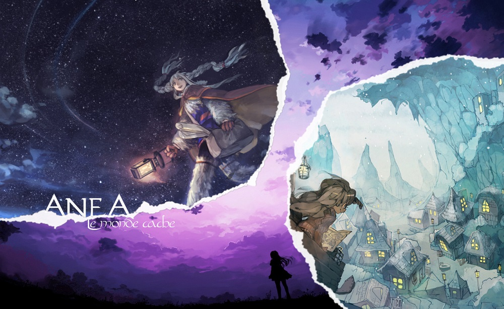 Le monde caché d'Anea