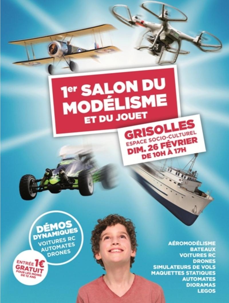 Salon du modelisme de grisolles for Salon du modelisme