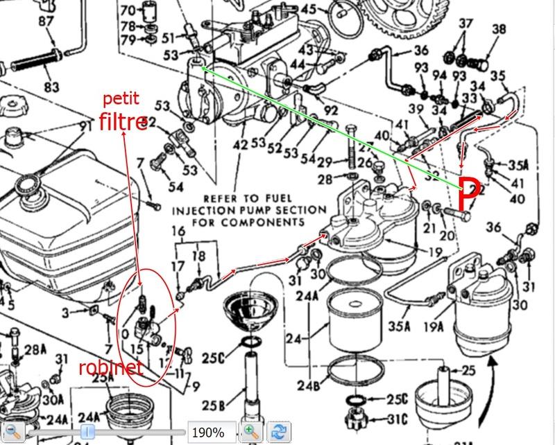 ford 2000  popeye  dont le moteur s u0026 39 eteint apr u00e8s 2h de travail