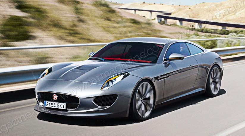 Jaguar Xk Replacement 2017 >> 2017 - [Jaguar] XK / XR / XJ Coupé