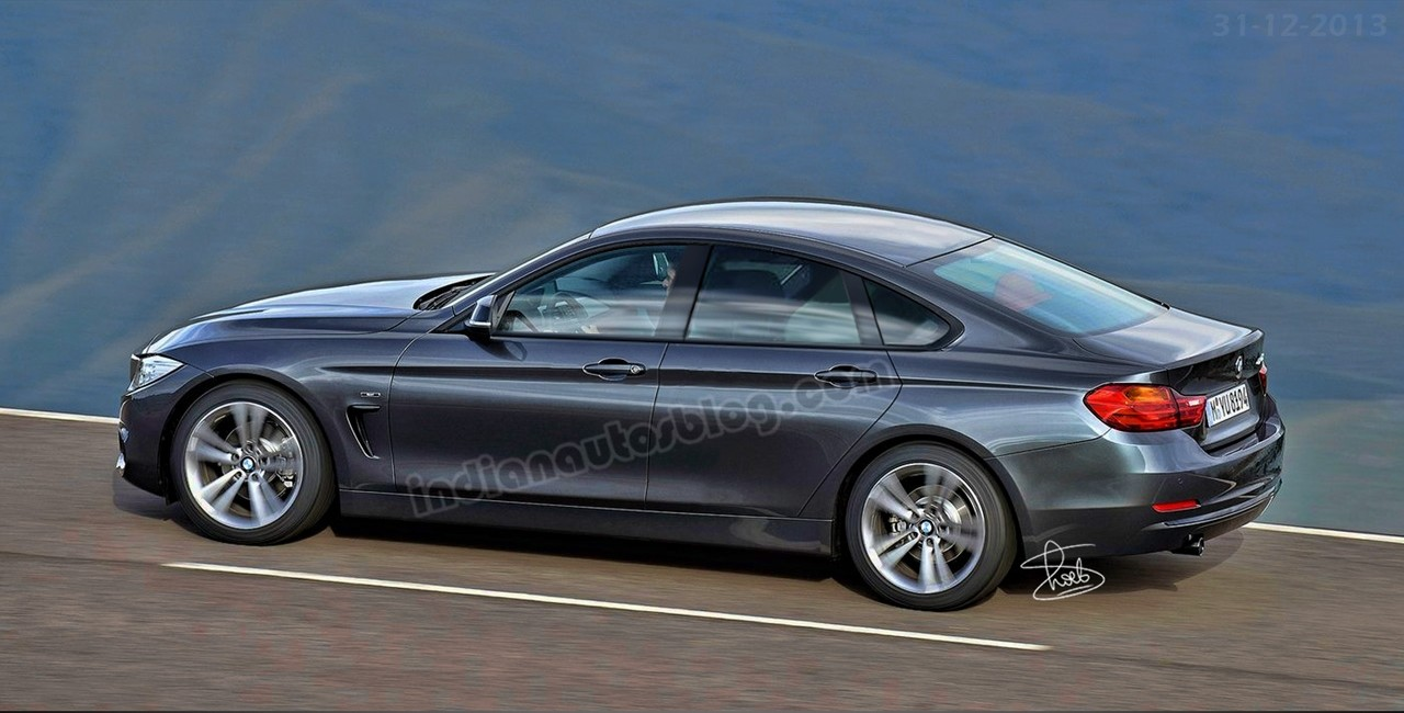 Bmw 4 Series Gran Coupe Revealed In Patent Drawings Page 9