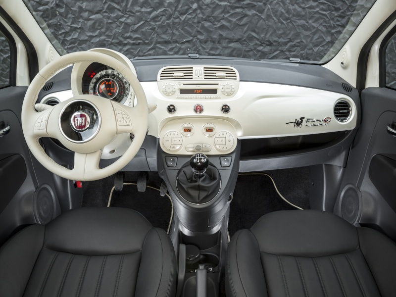 Fiat 500 page 12 for Fiat 500 x interieur