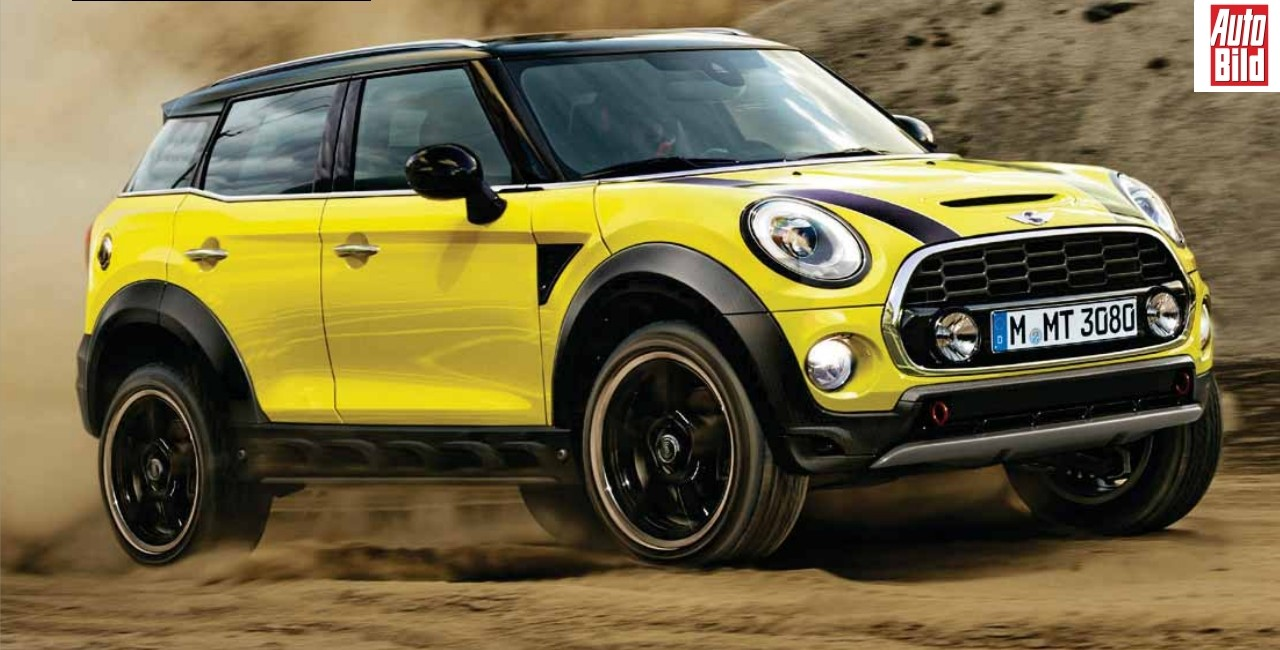 2016 mini countryman release date price and specs. Black Bedroom Furniture Sets. Home Design Ideas