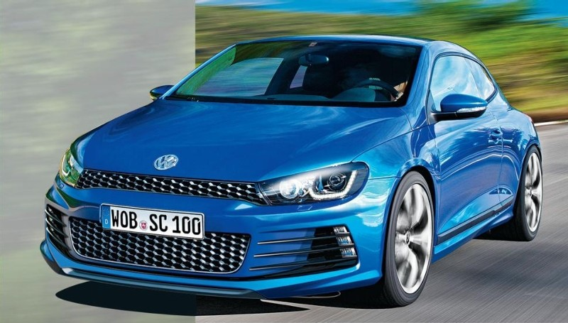 scirocco central view topic scirocco facelift spied in the us. Black Bedroom Furniture Sets. Home Design Ideas