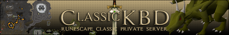 Runescape ClassicKBD Private Server Forums