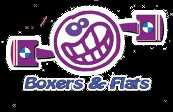 Boxers et Flats
