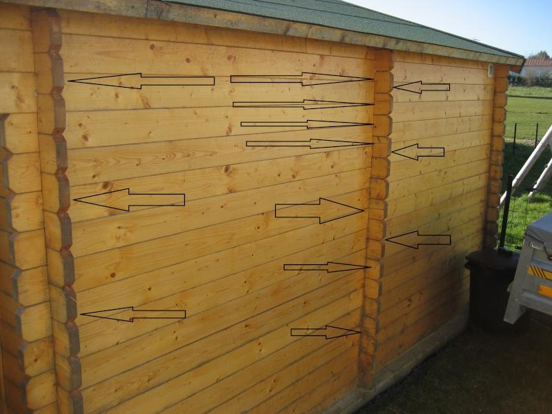 Etanch it abri de jardin 14 messages - Un abri de jardin est il imposable ...