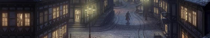 Illustration : Les rues de Main Street
