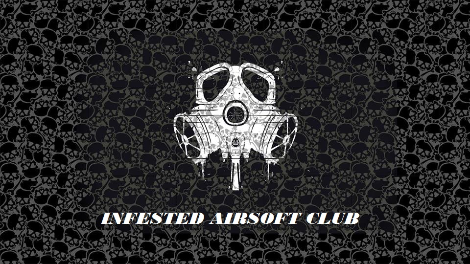 Página Web oficial de Infested Airsoft club