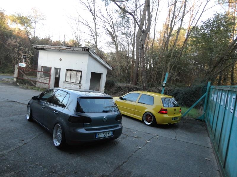 Golf yellow project tdi 110 en vente pour pieces p 6 for Garage volkswagen montpellier