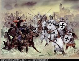 成吉思汗西征-斬敌四千里外Genghis Khan expedition - cut the enemy four miles away