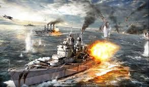 海战風雲四起-亞洲三海和太平洋 Battle Storm everywhere - Asia and the Pacific three sea